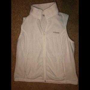 Fleece Columbia vest